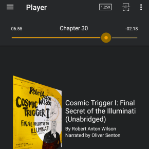 Audiobook basics: apps, buying books for reasonable price, taking notes
