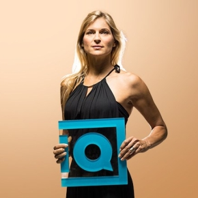 "Gabby Reece on ""sacrifice"""